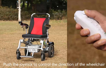 Airwheel H3T lightweight wheelchair