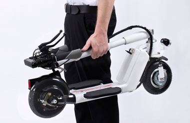 Airwheel Z5 2-wheeled electric scooter