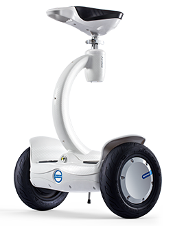 S8 electric scooter with seat is handy and portable with dual ride modes, adjustable operating rod, shock-absorbing pedals, rotate 360°and upgraded App.